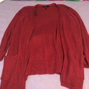 Light Knit Cardigan with Pockets